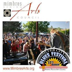 Events - Mimbres Arts Council, Blues festival